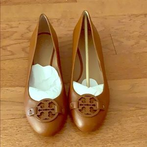 Brand new TB heels - size 8